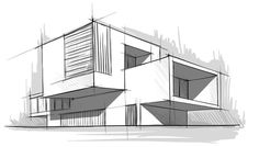 Building Drawing Sketch - Modern Building Sketch Architecture Design Drawing Architecture Drawing By Adelina Popescu I Hope I Ll Be Able To Sketch A Nice 43 Trendy House Drawin. Architecture Drawing Sketchbooks, Architecture Concept Drawings, Building Drawing, Building Sketch, Sketches Arquitectura, Architecture Design, Dubai Architecture, Architectural Section, Modern Buildings