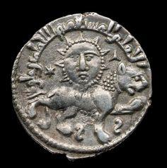 aleyma:  Coin of Giyath al-Din Kay-Khosraw II, made in Turkey in 1244 (source).