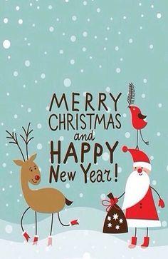 Image via We Heart It #christmas #snow