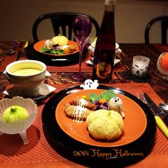 2014 Halloween dinner