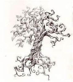 Split Tree Tatoo By Joshuapeople D45pljejpg
