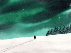 Snow walks | quiet and beautiful, romantic and precious, seeing the glittering, fresh white