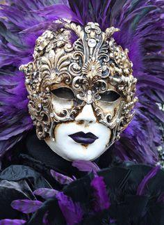 Venice Carnival Blue Ladies - Google Search