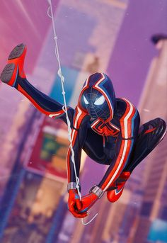 Miles Spiderman, Miles Morales Spiderman, Black Spiderman, Spiderman Spider, Amazing Spiderman, Marvel Art, Marvel Avengers, Spiderman Pictures, Handy Wallpaper