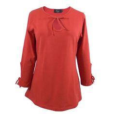 Camiseta mujer lazo