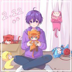 Anime Chibi, Kawaii Anime, Anime Art, Animes Wallpapers, Manga, Drawings, Cute, Fictional Characters, Figure Drawings