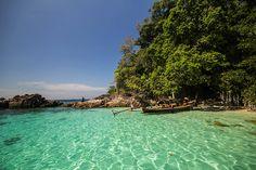 Yang Island, Koh Yang Travel Agency, Thailand, Island, Holiday, Destinations, Viajes, Vacations, Islands, Holidays