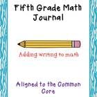 ***math word problems following Common Core***     Teach your students to use math language/vocabulary in their written, extended responses.     This m...