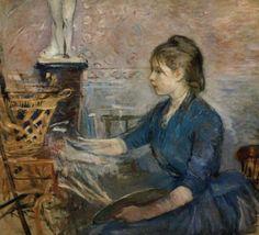 Painter: Morisot Berthe - Part 4 - Links