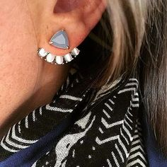 Crescent Ear Jacket: Chic Earrings & More | Stella & Dot