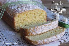 Plumcake+allo+Yogurt,ricetta+leggera