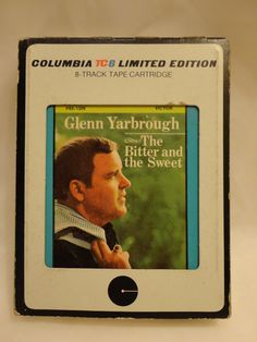Glenn Yarbrough 8 track  FREE Domestic Shipping