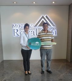 #MotiazRoyalCiti: Possession Update #3BHKFlatsinZirakpur with Seema Sikka & Rajesh Mohan Sikka