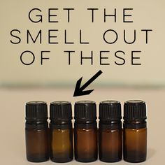 How to  Get The Smell Out Of Used Essential Oil Bottles Instagram