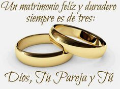 ¡Matrimonio feliz! ✿⊱╮