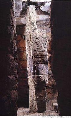 PERU ANCIENT SCULPTURE