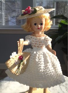Recent Project: Vogue Jill doll 1957