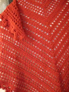 lovely woolen shawl for next winter by roomontheleft, via Flickr