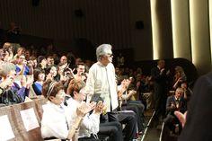 Ovation pour Koji Wakamatsu à la Mostra de Venise pour la présentation de THE MILLENNIAL RAPTURE