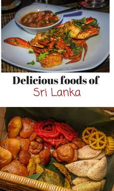 The delicious foods of Sri Lanka, here are 10 must try dishes and local drinks that are very popular around the island. http://travelphotodiscovery.com/10-must-try-dishes-and-street-food-of-sri-lanka/