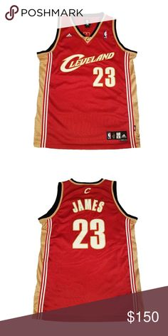 8744aca8679 Authentic 2007 LeBron James Jersey (ALL PHOTOS ARE TAKEN AND EDITED BY ME)  2007