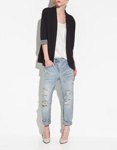 Zara Lapel Jacket