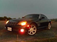 2004 Chrysler crossfire custom.