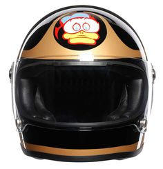 "AGV Barry Sheene"" retro full face helmet of the AGV Legends Collection. AGV helmets at Agv Helmets, Racing Helmets, Motorcycle Helmets, Retro Helmet, Full Face Helmets, Plastic Injection Molding, Old Bikes, Suede Fabric, Ebay"
