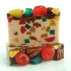 fruitcake soap