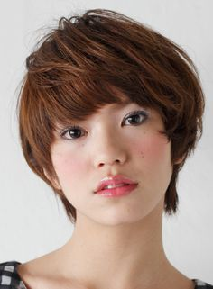 スイングショート 【YOKe】 http://beautynavi.woman.excite.co.jp/salon/27751?pint ≪ #shorthair #shortstyle #shorthairstyle #hairstyle・ショート・ヘアスタイル・髪形・髪型≫