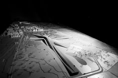 BIG | Bjarke Ingels Group - European Spallation Source - Architectural Model