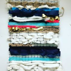 Weaving project for