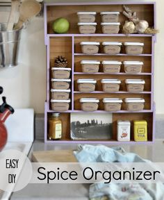 Spice Rack Plano Custom Ikea Spice Jars With Labels  Kitchen Ideas  Pinterest  Ikea Spice Design Inspiration