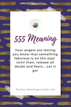 555 meaning. Learn how to decode this spiritual sign from your angel! #numerologytips #angelnumbers