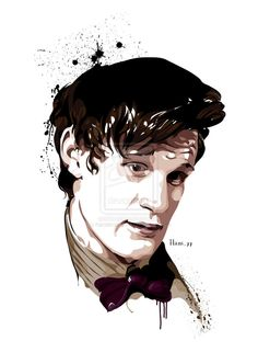 The Eleventh Doctor Who by hansbrown-77 on deviantART...Doctor Who .. :)... http://www.pinterest.com/cwsf2010/doctor-who/