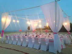Special Dinner By The Beach Tonight