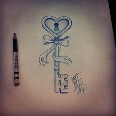Tattoo ideas female side scripts writing ideas - New Site Model Tattoos, Body Art Tattoos, Sleeve Tattoos, Best Tattoos For Women, Trendy Tattoos, Small Tattoos, Key Tattoo Designs, Tattoo Designs For Women, Original Tattoos