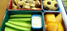 healthy homemade lunchables and other great real food ideas