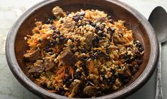 Pilav Recipe by Yotam Ottolenghi, his take on a classic dish from the Bukharian Jewish tradition | The Guardian  #rice #Bukharian_recipes Jewish_recipes