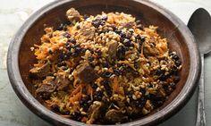 Yotam Ottolenghi's Pilav recipe