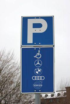 Handicaps...