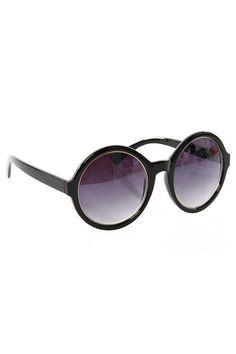 Round Sunglasses    www.offcampusapartmentfinder.com