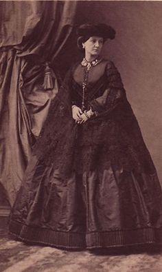 Her Highness Princess Edward of Saxe-Weimar-Eisenach (1827-1904) née Lady Augusta Gordon-Lennox