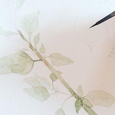 Work in progress  #watercolor #artwork #workinprogress #doodling #doodle #sketch #sketching #sketchbook