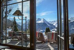 #QL GD Hôtel Bella Tola & St-Luc in #stluc #qlhotels #view #wintersport #Switzerland #mountains