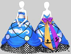 "reallyquantum:  "" I had a dream last night where I cosplayed ballgown Skaia. I don't know whether I'll ever actually make it, though.  """