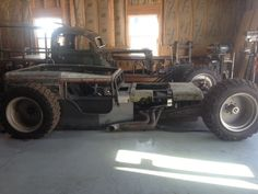 Rat Rod Jeeps