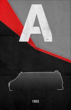 The A Team #design #poster #retro
