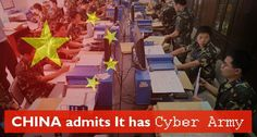 China finally Admitted to has Army of Hackers, cyber warfare units, digital spying capabilities. Learn Hacking, Cyber Warfare, Cyber Threat, Cyber Attack, Armed Forces, Army, The Unit, China, Learning