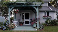 Hanging Plant Porch Decor (4)